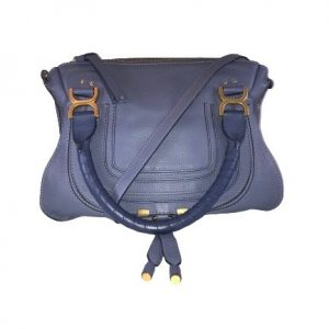 Chloe Cornflower Blue Medium Marcie